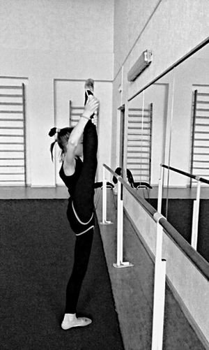 RG is LIFE (my sister) Healthy Lifestyle Sports Training Exercising Sport Only Women Athlete Sports Clothing Lifestyles Human Body Part Adults Only One Person People Rhythmic Gymnastics Gymnastics For Life ♡ Gymnastics❤ Gymnastics Is Life