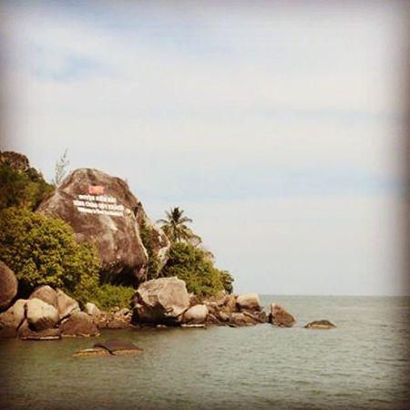 ĐảoHònTre KiênHải Kiengiang Byme