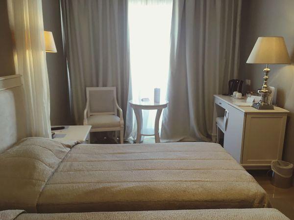 Hotel Room Bedroom