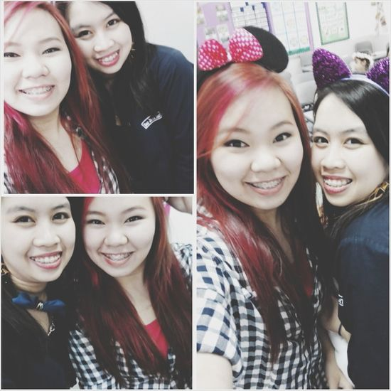 Selfie with LeBuddy <3 Love ♥ Addict Sisterforever Happy