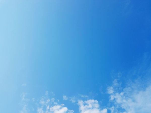 Sky Sky Only Day Cloud Cloud - Sky Sky Low Angle View Blue Nature Cloudscape