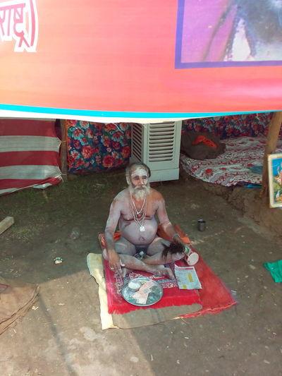 Naga Sadhu Fun Lifestyles Naga Sadhu Sadhu From India Sadhu Of India First Eyeem Photo