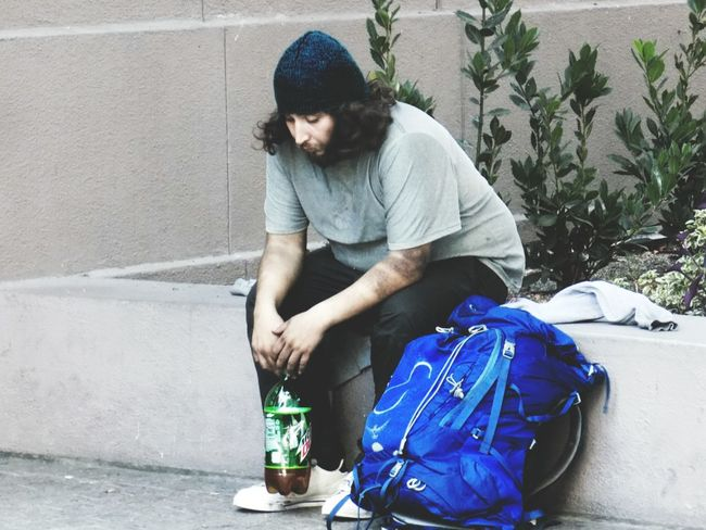 Hanging Out Taking Photos Feel Bad Poor Guy Down On His Luck Tired Sad Sadness Sad & Lonely Sad Face Sad :( Sad Eyes Sadface