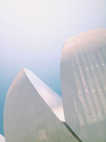 Architecture Building Design Singapore Museum Sky