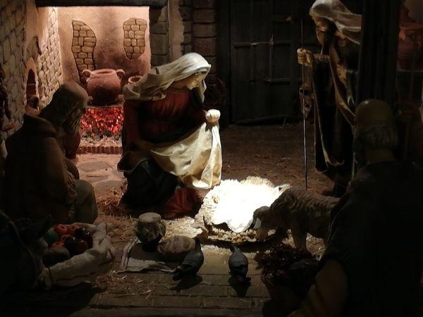 Nacimiento Belén Pesebre Christmas