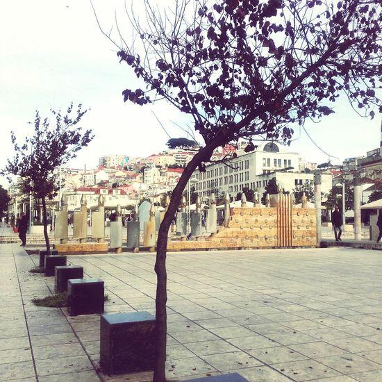 Praça M. Moniz Lisbon Lisboa ♡ Lisbona Lisboa