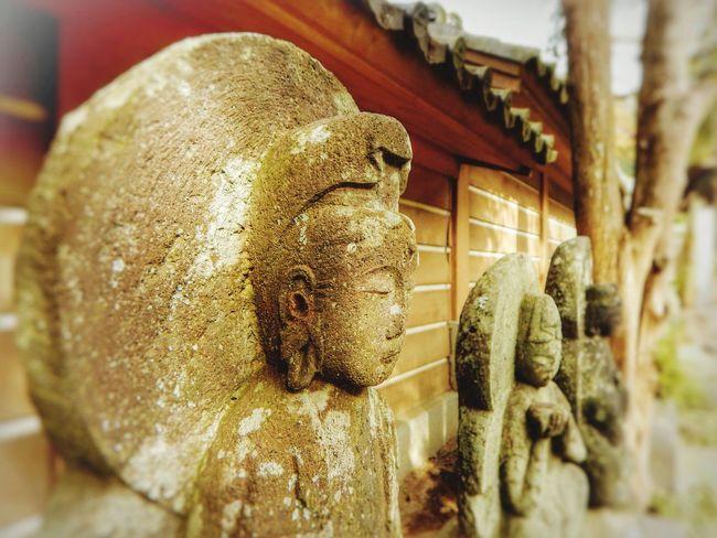 Ordinary Buddha statue. Kamakura Japan Relaxing Art Old Nostalgic  AW130