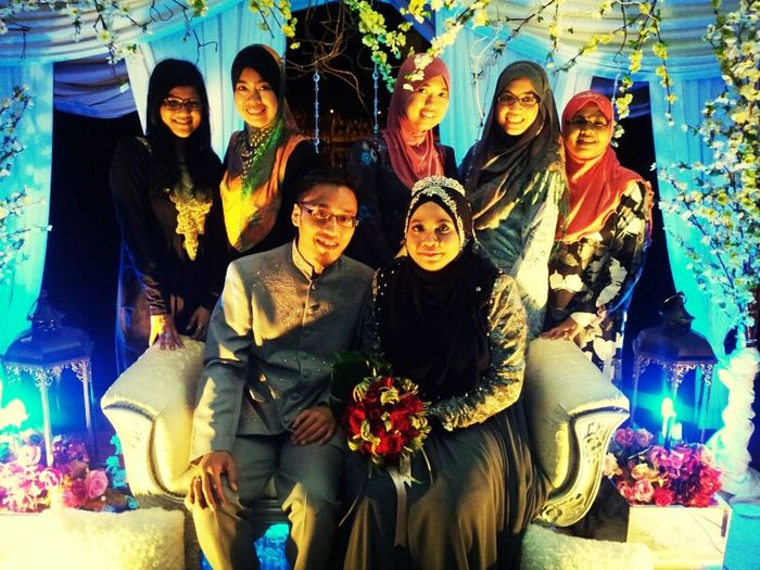 Wedding...friends