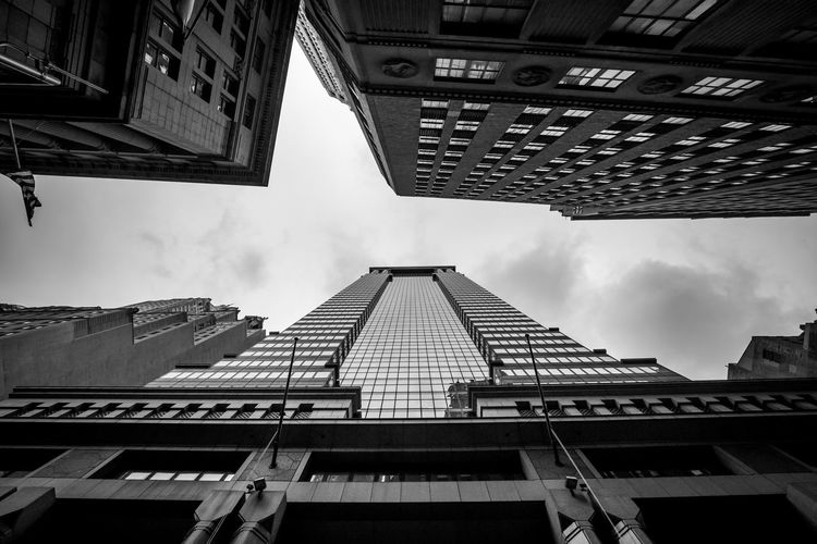 Architecture Building Exterior Built Structure City Corporate Business Day Low Angle View Modern No People Outdoors Sky Skyscraper Tall
