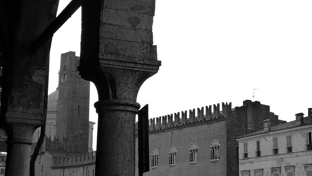 Italia Gonzaga Medieval Architecture Italy Mantova Mantova City