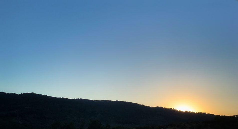 Sunse Sky