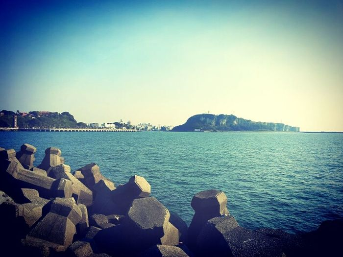 Kaohsiung, Taiwan Sizihwan 明天會更好。