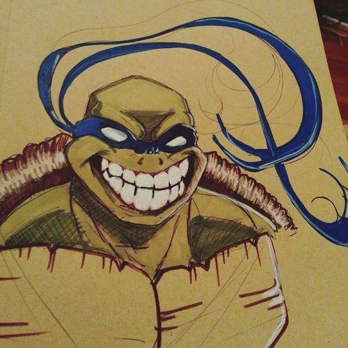 Ninja Turtles Teenage Mutant Ninja Turtles  Drawing Art