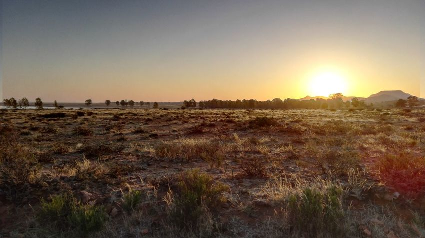 First Eyeem Photo South Africa Grassland Sunset Free State Karoo Family Time Dam