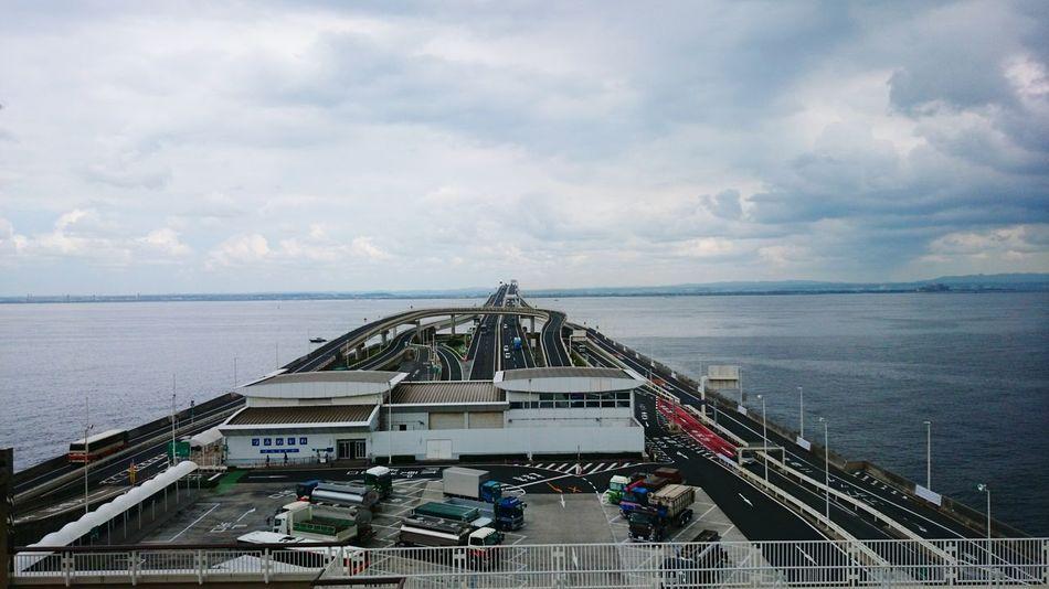 High way アクアライン 海ほたる 東京湾アクアライン Driving Enjoy Life Car Life View Spot Relaxing Tokyo Bay Sightseeing Taking Photos