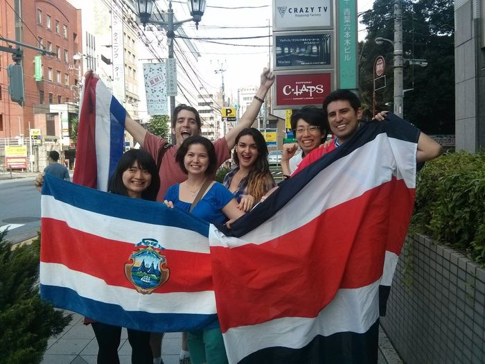 Proud of you Ticos! World Cup 2014 I Love Ticos Costa Rica Soccer