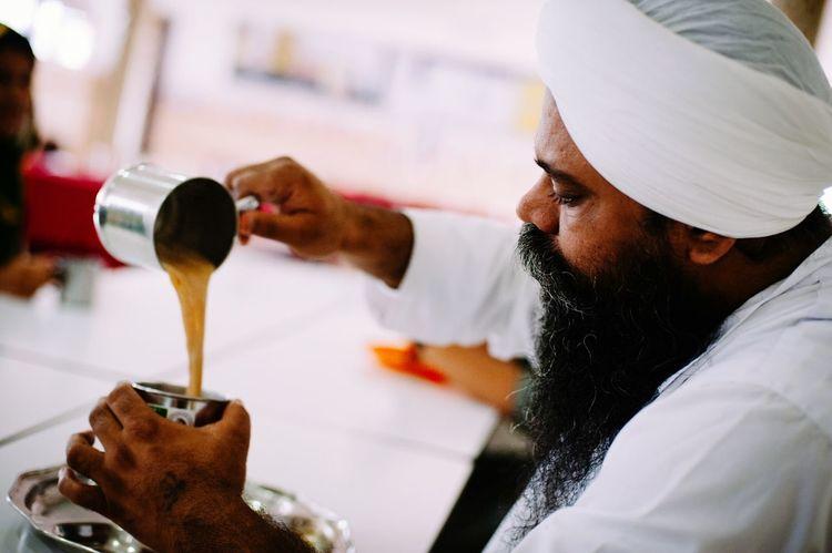A Taste Of Life Tea Chai Latte Sikh Temple Breakfast