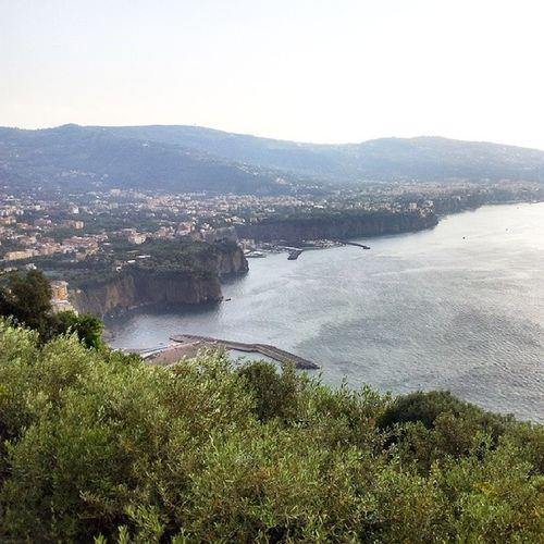 Awesome Landscape Costierasorrentina Vicoequense sorrento panorama