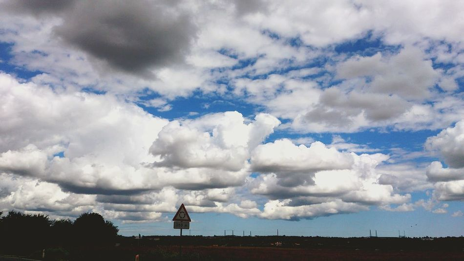 Taking Photos Sky And Clouds Nature The Great Outdoors - 2015 EyeEm Awards Denmark Nature Photography Landscape Clouds And Sky