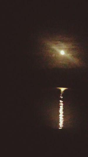 Night Moon Oldcameraphone