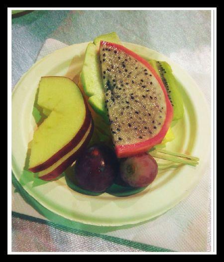 FRUIT SALAD!! YUMMY YUMMY  Fruits