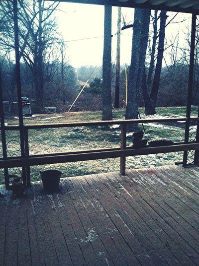 I Hate Snow :(
