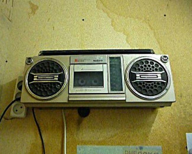 EyeEm Best Shots Eye4photography  радио старое радио Old Radio Cassete Player Oldy EyeEmBestPics интерьер дом милый дом