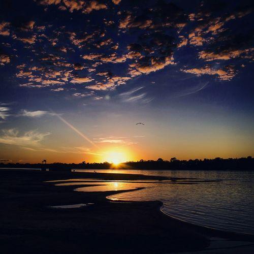 Sunset Sky Pordosol Brasil Nikon Skyporn Nature Sun Clouds Sol