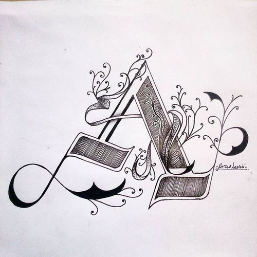 """""""A"""" Art Artist ArtWork Architecture Sketch A Drawing Drawer Design Typography Type Typographyinspired Sketchbook Sketching Letter Lettering Letters Art_help Art_feature Arts_promo Paint Paintings @moanartistsupport @art_boost @world.of.artt @nicepainting @art_spotlight @arts_help @artsnewss @arts_promo"""