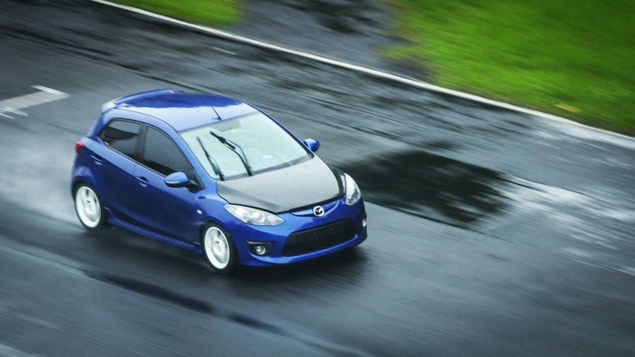 Fighting The Rain. Hello World Eye4photography  Mazda Joyofmachine Automobile Speedhunting Cars