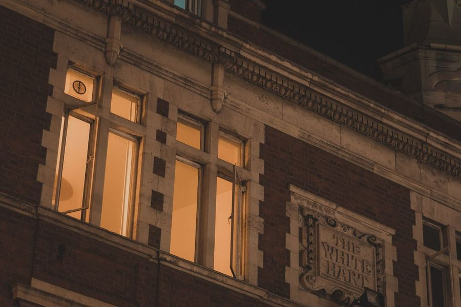 EyeEm Selects Built Structure Architecture Building Exterior Low Angle View No People Night History The Past Travel Destinations Wall - Building Feature Illuminated Window Design Full Frame Residential District City Building Outdoors Pattern Ornate