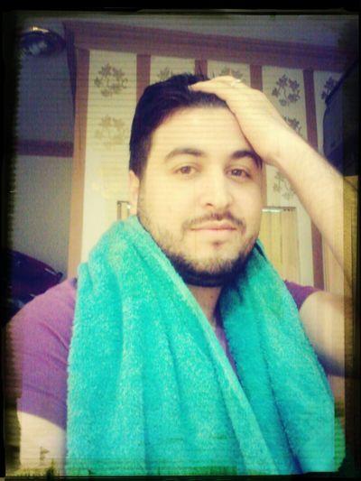 shower after jugging