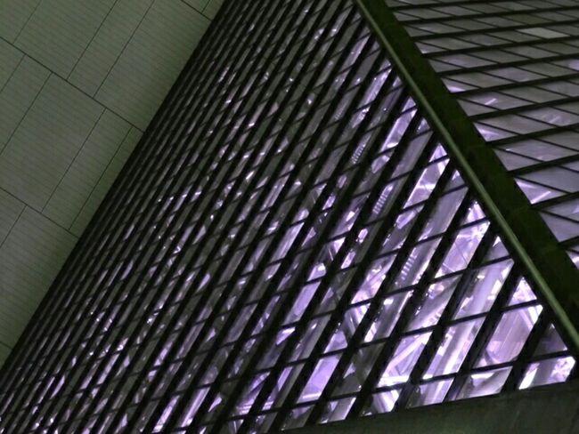 Triangle Gage キラキラ Light 夜写ん歩