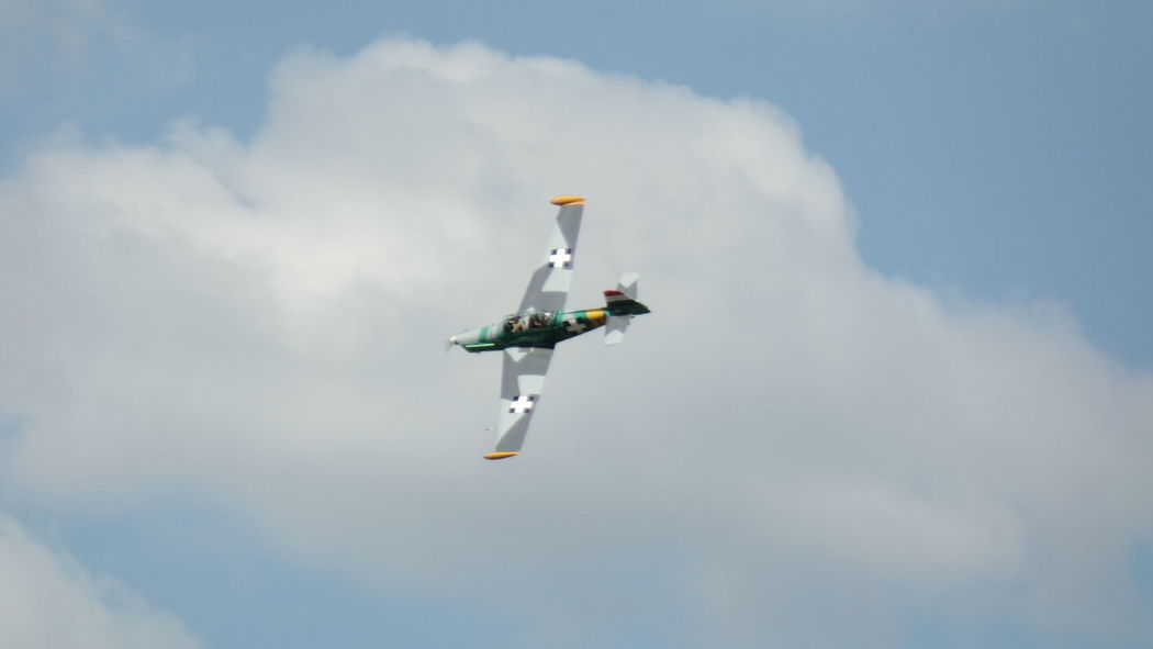 Aerobatics Air Force Air Vehicle Airplane Airshow Battle Cloud - Sky Day Fighter Plane Fly Flying History Legendák A Levegőben Low Angle View Mid-air Military Airplane Motion Nature No People Outdoors Samsung Samsungphotography Sky Summer Transportation