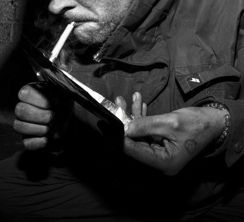 Heroinaddict Drug Addiction 5dmkiii 5d3 Lseries Full Frame EyeEmNewHere Heroin Addict Heroin Addiction Drug Addict Drug Outdoors Fish-eye Lens Canonphotography Chasing The Dragon Chasingthedragon Scotland Edinburgh The Week On EyeEm