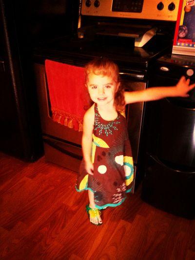Granddaughter Liyah Beautiful