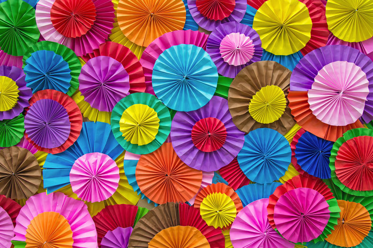 Multi Colored Full Frame Protection Large Group Of Objects No People Backgrounds Security Pattern Umbrella Abundance Choice Arrangement Close-up Variation Day Art And Craft Decoration
