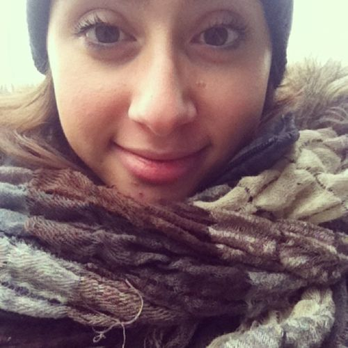 Passeggiatina Scialla On The road freddo polare instaquasinatale! ❄?