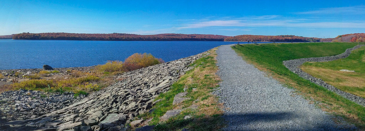 Pennsylvania Pennsylvania Beauty Pennsylvania Landscape Enjoying Life Spring Landscape_Collection Hawley Lake Wallenpaupack Panoramic Panorama