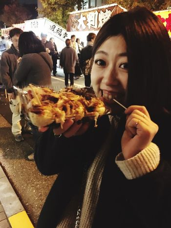 Yammy!!  Happy Festival Market City Night 酉の市 Adults Only たこやき Food And Drink Fast Food Food Day