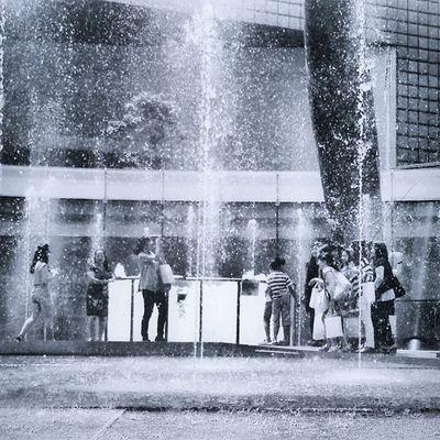 Fountain of wealth Fountain Feng shui