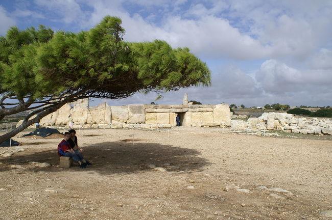 Malta 5000 Jahre alte Tempelanlagen