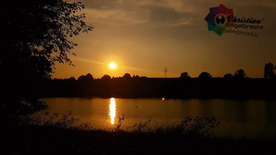 Sunset Münchberg