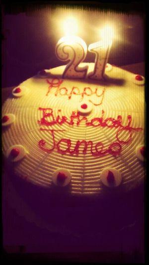 Happy Birthday! Cake