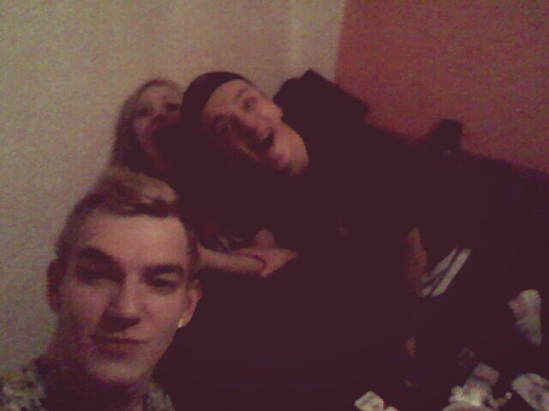 Crazy Party Friends