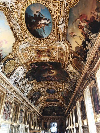 Louvre Built