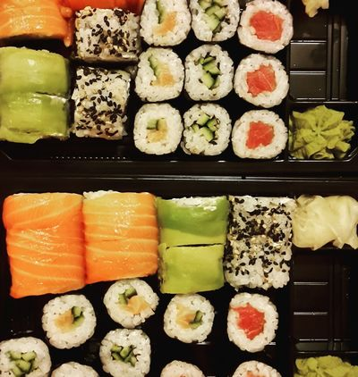 Food And Drink Food Ready-to-eat Enjoying Life Sushi Lover Sushi Restaurant Bulgaria Sushiroll Freshness Indoors  No People Day