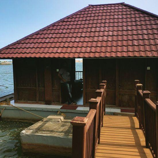 Adda for 3 days ..Kerala Houseboat Poovar Poovarisland Instaclick Meeting Official Nexus6