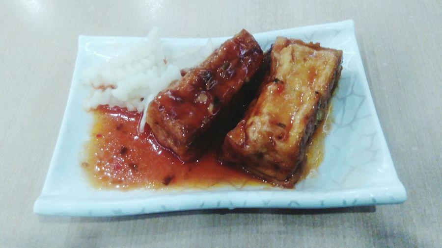 臭豆腐 Sticky Tofu