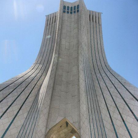Tehran, Iran Tehran Azadi Tower In Tehran Azaditower Azadi Square Azadi Tower Irantravel Iran